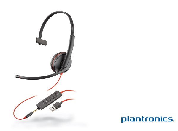 Plantronics BLACKWIRE C315.1の画像