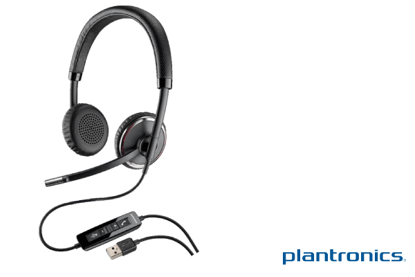 Plantronics BLACKWIRE C520の画像